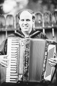 Rory Hoffman -- Accordion, Mandolin, Guitar, Vocals