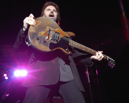 Don Barnes of 38 Special