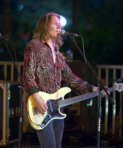 Barry Dunaway of 38 Special