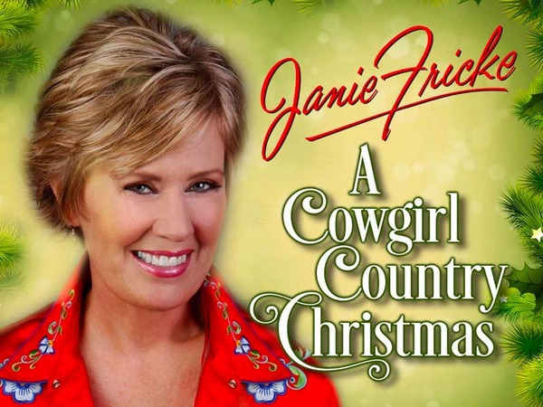 A Cowgirl Country Christmas