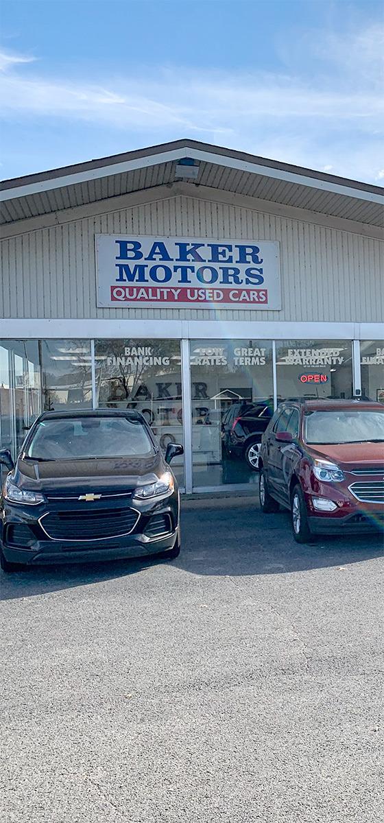 Baker Motors, Gallatin, TN