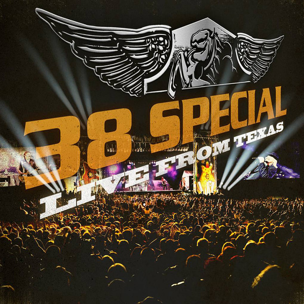 38 Special: Live From Texas