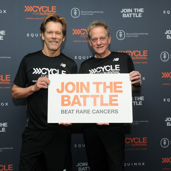 Kevin and Michael Bacon