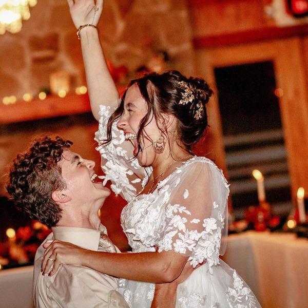wedding at Wild Turkey Ranch